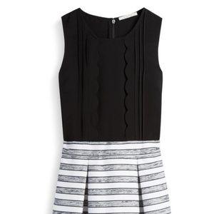 41 Hawthorn Rebeka Dress - A-line with Ruffles